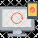 Adaptive Adaptive Design Layout Icon