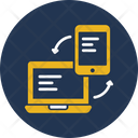 Adaptive Responsive Devices Responsive Website Icon