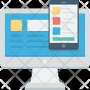 Adaptive Design Layout Icon