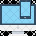 Adaptive Responsive Design Icon
