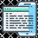 Adaptive Coding Code Icon