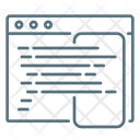 Adaptive Code Adaptive Design Computer Icon