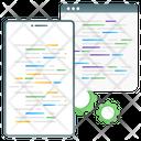 Adaptive Coding Icon