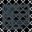 Adaptive Design Icon