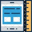Adaptive Interface Layout Icon