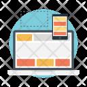 Adaptive layout Icon