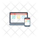 Adaptive Web Development Icon