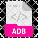 Adb file Icon