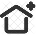 Add Home House Icon