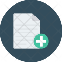 Add Document Documents Icon