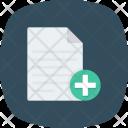 Add Document Documents Icon