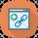 Add Hyperlink Link Icon