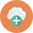 Add Cloud More Icon
