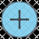 Add New Plus Icon