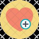Add Insert Love Icon