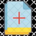 Multiple File Add Icon