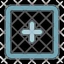 Add Cube Plus Icon