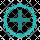 Add Circle New Icon
