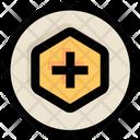 Ui Ux Polygon Icon