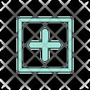Plus New More Icon