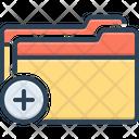 Add Upload File Icon
