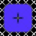 Add Plus New Icon