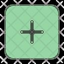 Add New Square Icon