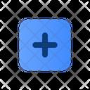 Add Plus Interface Icon