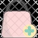 Add Plus Shopping Icon