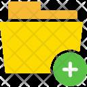 Add Folder Computer Icon