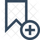 Add Bookmark Favorites Icon