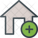 Add Apartment House Icon