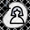 Add Account New User Add Use Icon