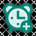 Alarm Clock Add Icon