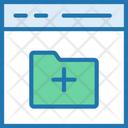 Add Archive New Archive Plus Icon