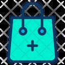 Add Add To Bag Bag Icon