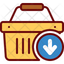 Add Basket Basket Cart Icon