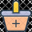 E Commerce Basket Shopping Icon