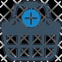 Add Add To Basket Basket Icon