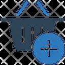 Add Basket Basket Shopping Basket Icon