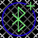 Add Bluetooth Icon