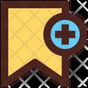 Add Bookmark Add Save Bookmark Icon