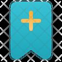 Add Bookmark Icon