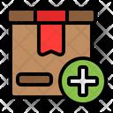 Add Box New Box Add Package Icon