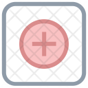 Add Button Sign Icon