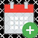Add Calendar Create Icon