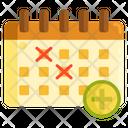 Add Calendar Icon
