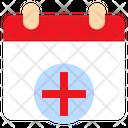 Add Agenda Calendar Icon