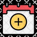 Add Calendar Add Event Calendar Icon