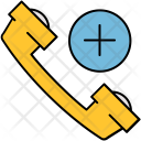 Add Call Phone Icon